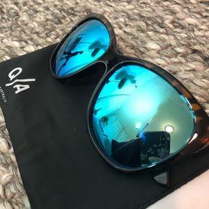 "Quay ""About Last Night"" Sunglasses"